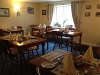 Dunscar Farm B&B Dining Room
